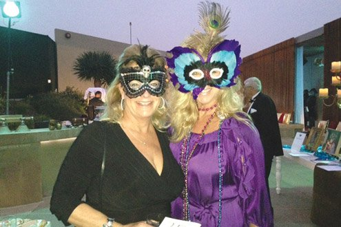 Masked ball patrons raise funds for women's health to support National Cheers Foundation in La Jolla